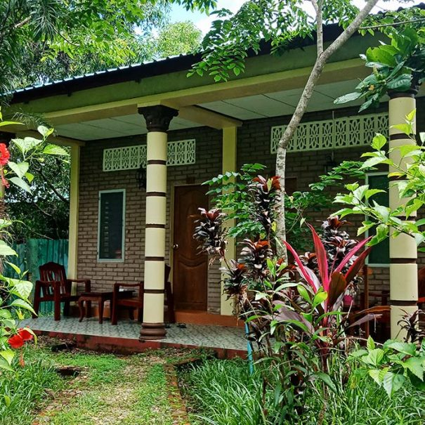 Superior double room bungalow
