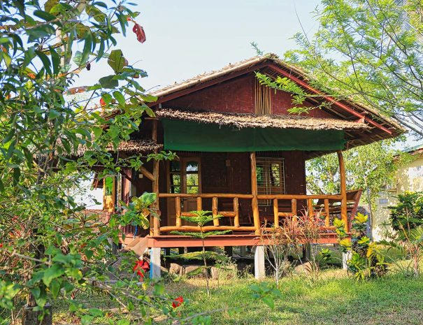 Traditional bungalow